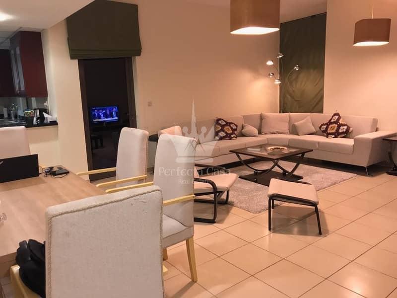 2 Fully Furnished 1 BR | Shams |  Marina View