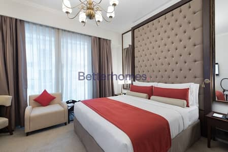 Hotel Apartment for Rent in Palm Jumeirah, Dubai - Luxury Studio Apartment l All package Inclusive
