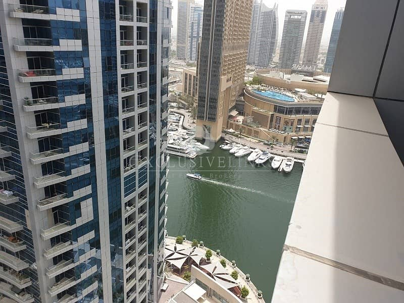 10 Luxury 1 bed flat with Dubai Marina view