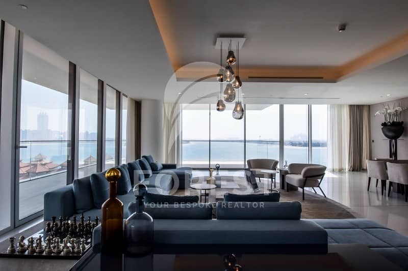 2 Elegant Penthouse with Full Sea View in Serenia