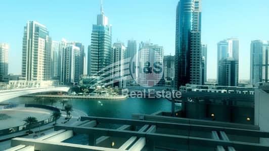 فلیٹ 2 غرفة نوم للبيع في دبي مارينا، دبي - Fully furnished 2BR amazing panoramic marina view