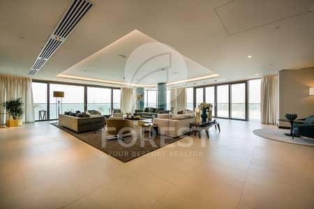 بنتهاوس 3 غرفة نوم للبيع في نخلة جميرا، دبي - Luxurious 3 Bedrooms Penthouse | Best Layout