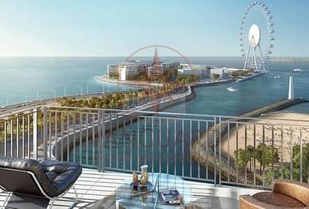 شقة 3 غرفة نوم للبيع في دبي مارينا، دبي - Full Dubai Eye & Sea View 3 Bedroom Type B 02 Series