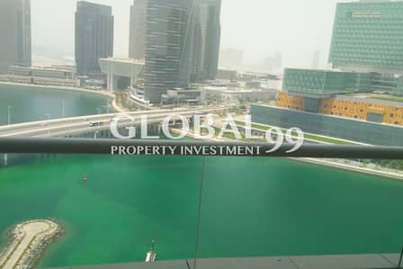 شقة 4 غرفة نوم للايجار في منطقة النادي السياحي، أبوظبي - Sky Above
