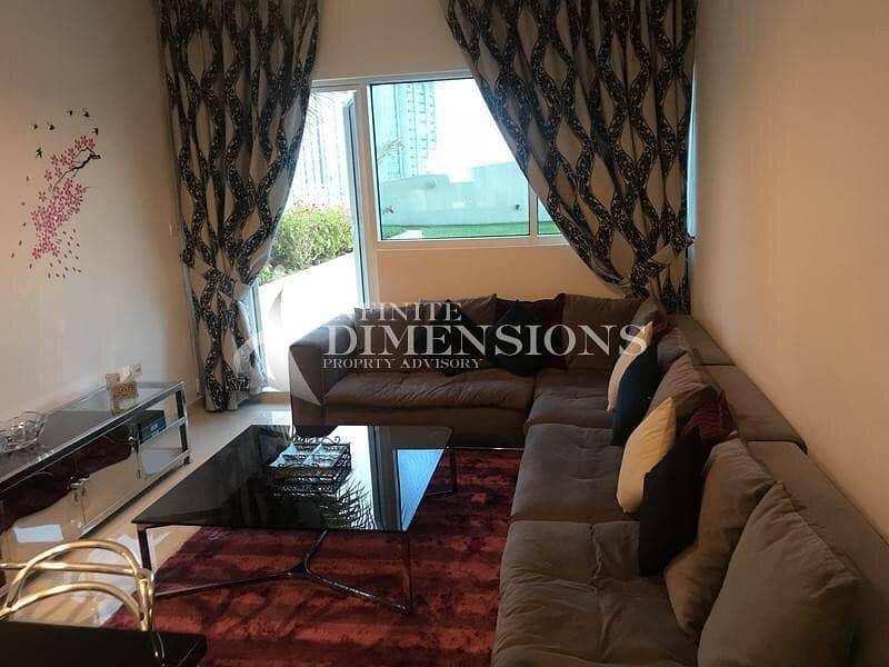 6 Spacious 1BR Aprt. Available now in Marina Bay!