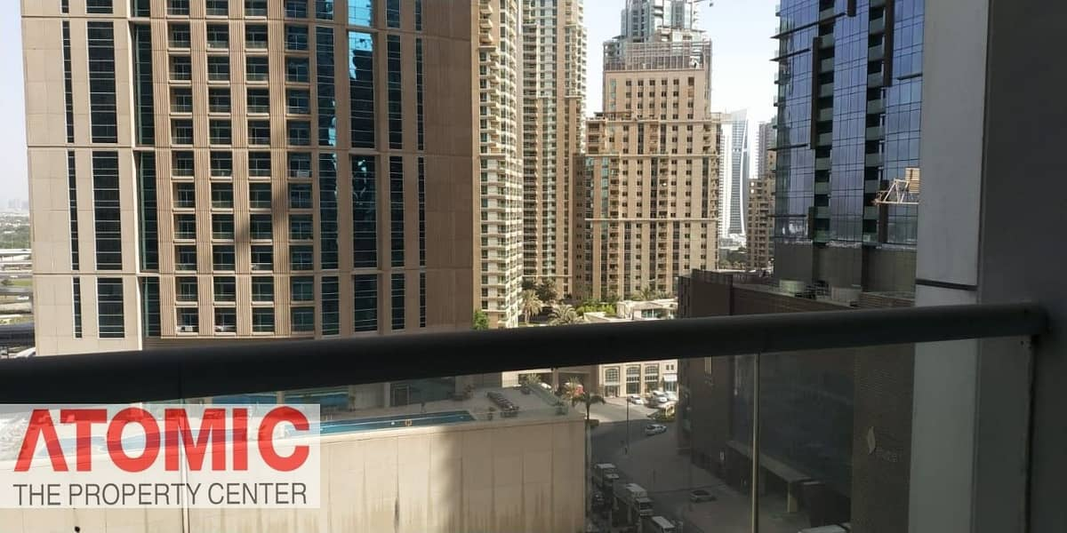 DON'T WORRY ABOUT ROI/ HERE DISTRESS DEAL FOR INVESTORS/RENTED 1BR FOR SALE IN TORCH TOWER