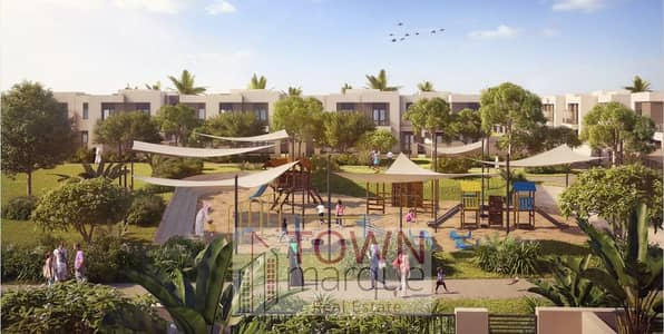 3 Bedroom Townhouse for Sale in Town Square, Dubai - READY TO MOVE!|MORTGAGED|FULLY UPGRADED TOWNHOUSE