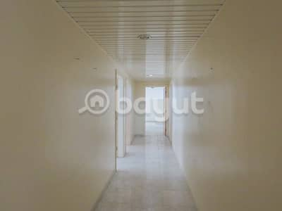 2 Bedroom Apartment for Rent in Johar, Umm Al Quwain - Spacious semi furnished 2 bedroom apartment for rent