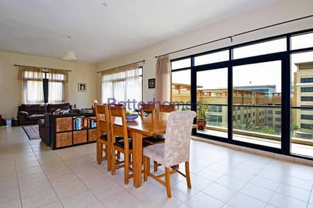 3 Bedroom Apartment for Rent in The Greens, Dubai - Stunning  Spacious Apartment! Pool View