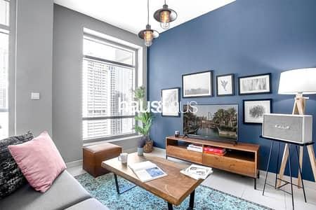 شقة 1 غرفة نوم للبيع في دبي مارينا، دبي - Immaculate One Bedroom | Partial Marina View