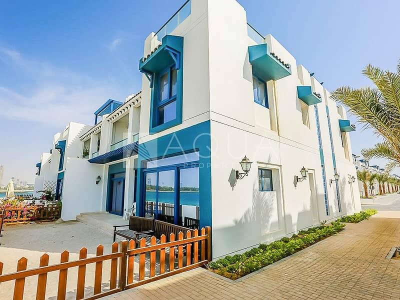 Beachfront 5 Bedroom Townhouse Sea View