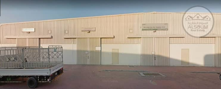 Well Maintained Warehouses in Sharjah Industrial Area No 18 (One Month Free)