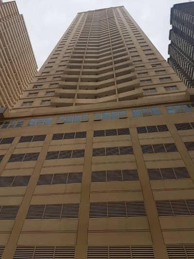 شقة 1 غرفة نوم للايجار في مدينة الإمارات، عجمان - شقة في برج الزنبق مدينة الإمارات 1 غرف 19000 درهم - 4208886