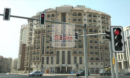 استوديو  للايجار في المدينة العالمية، دبي - Beautiful Furnished studio with balcony available for rent in I-C CBD just for AED 28k