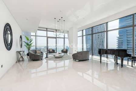 شقة 4 غرفة نوم للبيع في دبي مارينا، دبي - Panaromic View|No DLD |4 Year Payment Plan