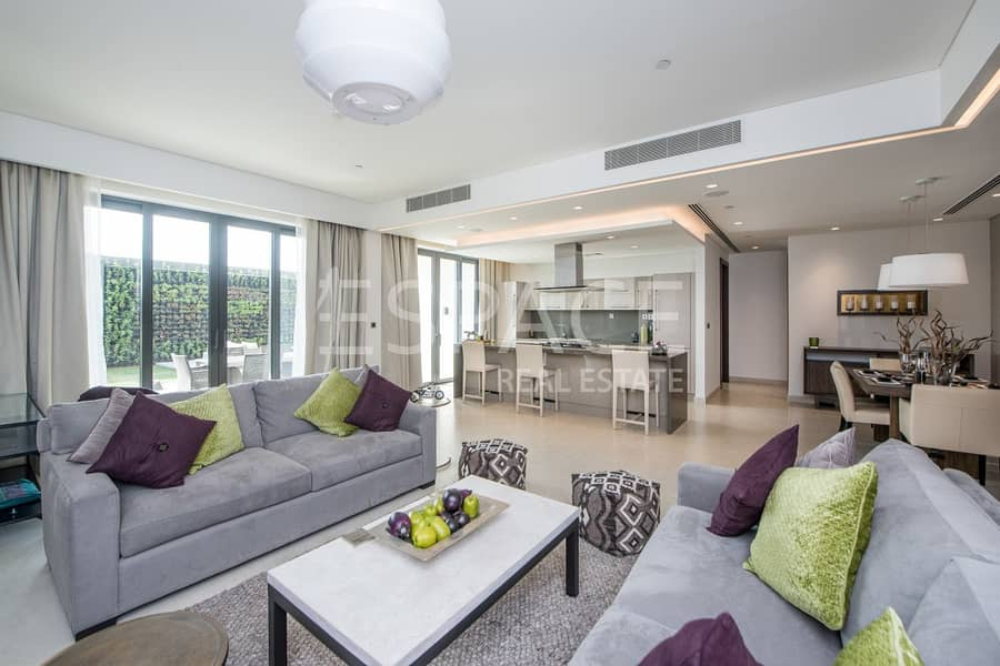 Brand New 1 Bed   High Floor   Great Finishing