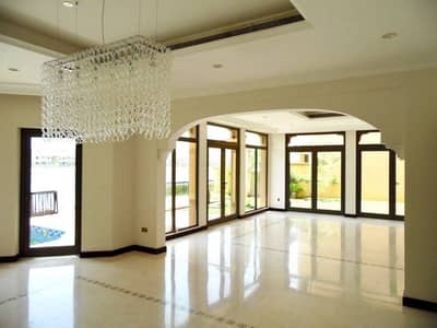 5 Bedrooms for Rent in Palm Jumeirah