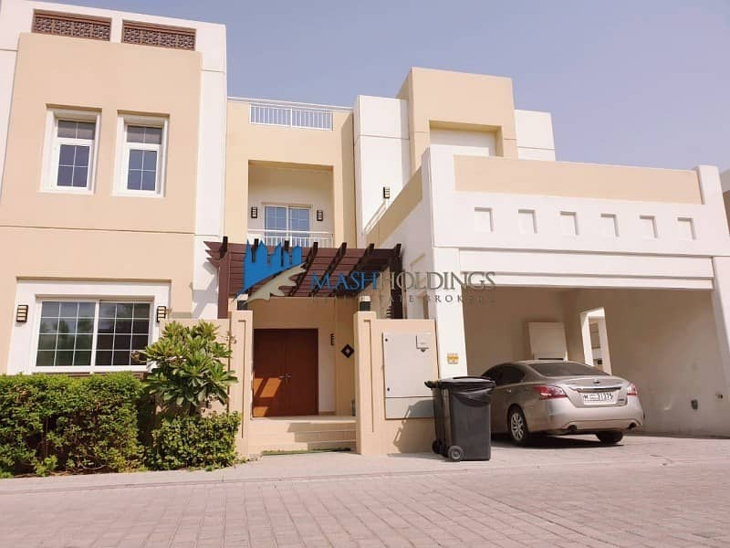 2 5 Bed  Villa | Rahat | Ready to Move In