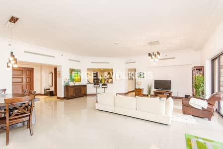 فلیٹ 3 غرفة نوم للبيع في نخلة جميرا، دبي - Exclusive I The Only 3 Bed A Type For Sale