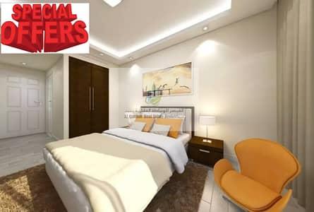 شقة 1 غرفة نوم للبيع في مدينة دبي الرياضية، دبي - Freehold Building. Residential Floor for investment.