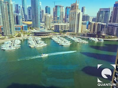 2 Bedroom Apartment for Sale in Dubai Marina, Dubai - 01 Type | Marina View | Best Layout!