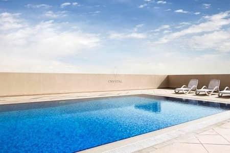فلیٹ 1 غرفة نوم للبيع في مدينة دبي للإنتاج، دبي - Spacious 1BR for sale in Oakwood Residenc