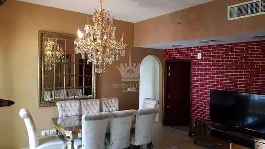 Fully Furnished 2 BR | Shams | Marina View