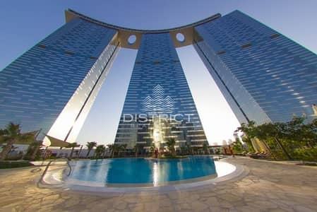 Studio for Sale in Al Reem Island, Abu Dhabi - Luxurious Studio Apartment in Gate Tower