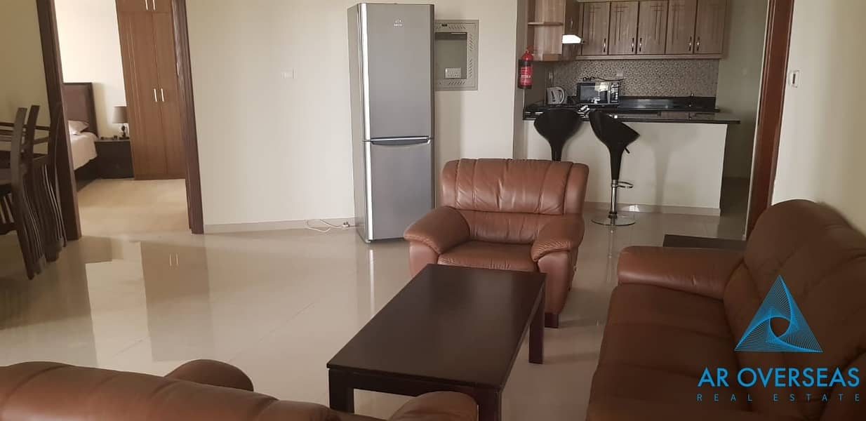 2 Fully Furnished| Golf View| 3Br in Elite 8-Sports City| @85K