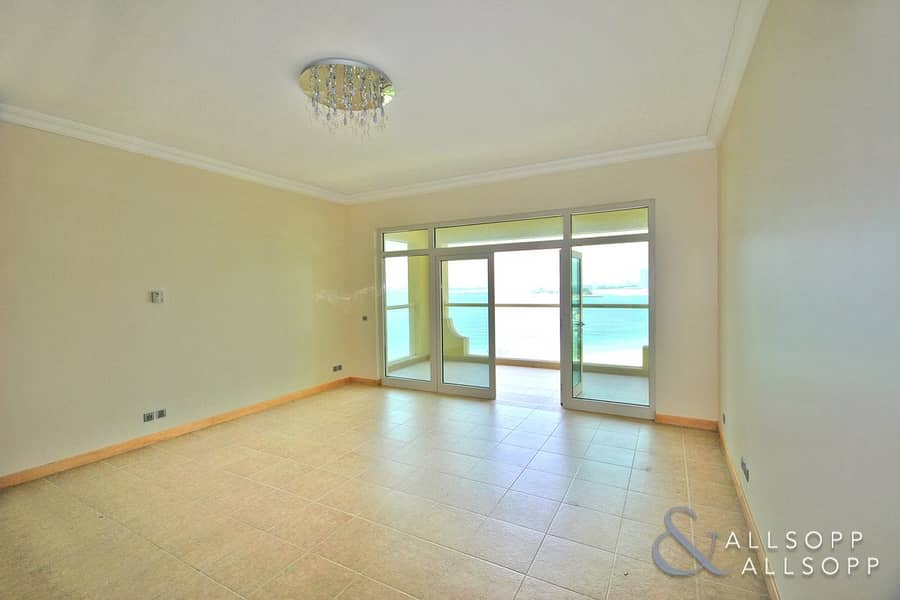 2 Full Sea View | Two Bedroom Apt | Vacant