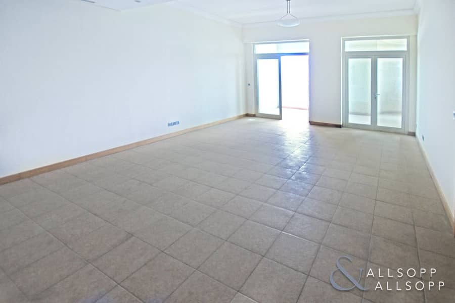 2 Full Sea And Burj View | F Type | 2 Bed