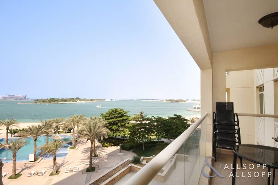 10 Full Sea View | Two Bedroom Apt | Vacant