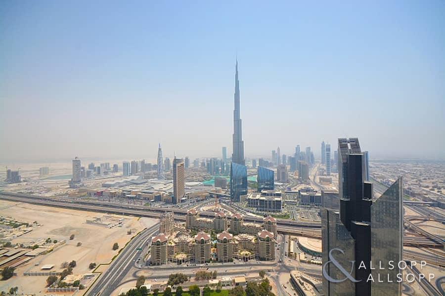 10 Full Burj Khalifa View | One Bedroom