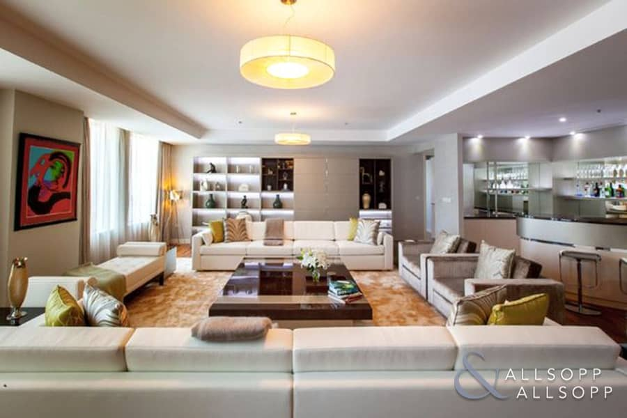 Largest Three Bedroom + Maids | Upgraded