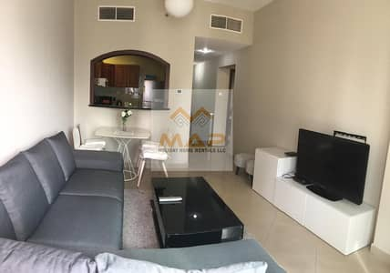 1 Bedroom Apartment for Rent in Jumeirah Lake Towers (JLT), Dubai - Limited offer 1 BHK newly furnished near to 5 min DMCC Metro station JLT