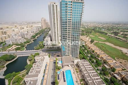 2 Bedroom Flat for Rent in The Views, Dubai - Panoramic Golf Course View I Upgraded