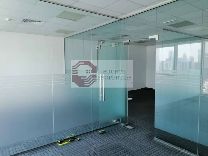 FULLY FITTED OFFICE @70K KIN CHURCHILL TOWER