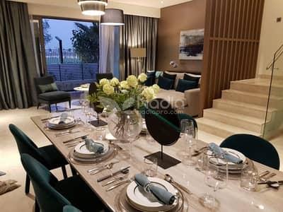 فیلا 4 غرفة نوم للبيع في مدينة محمد بن راشد، دبي - Summer Promotion!! Fully Furnished 4BR Duplex Townhouse| Private Elevator