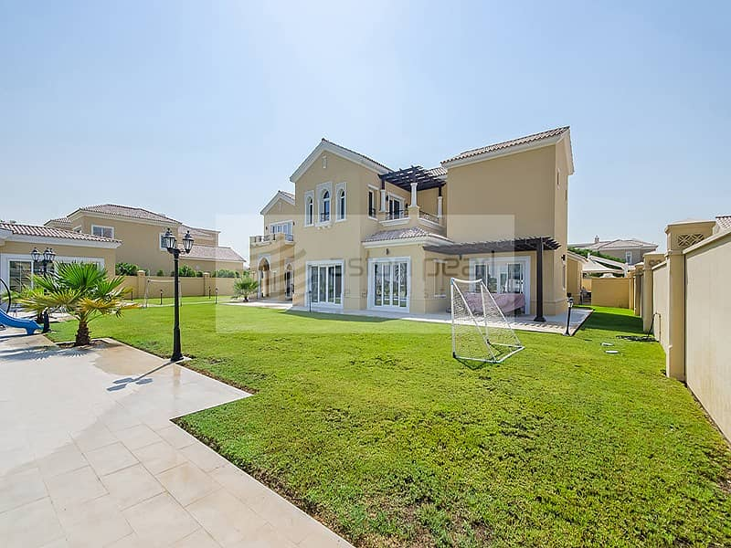 2 Extended and Upgraded Villa   Full Polo View