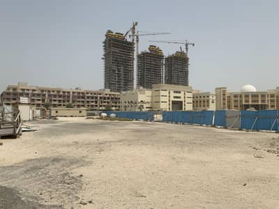 Plot for Sale in Jumeirah Village Circle (JVC), Dubai - Residential Plot G+2 in Dist_10 JVC