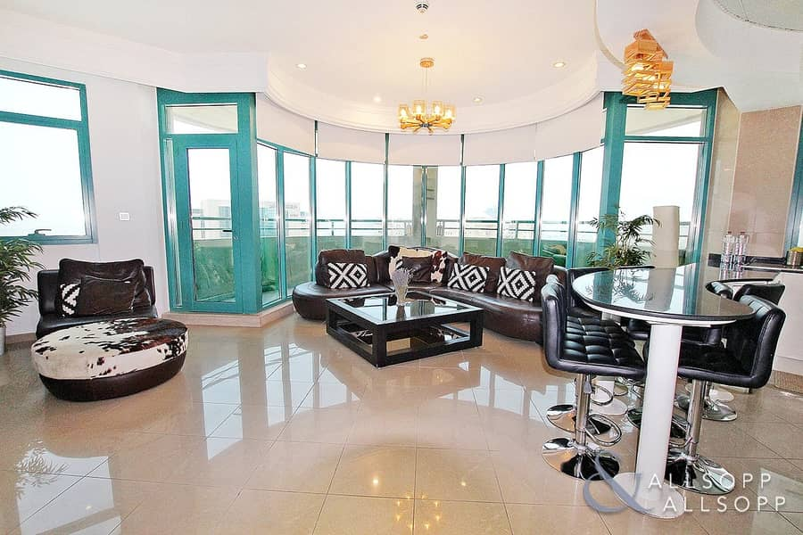 Sea Views | Upgraded Kitchen | VOT | 2 Bed