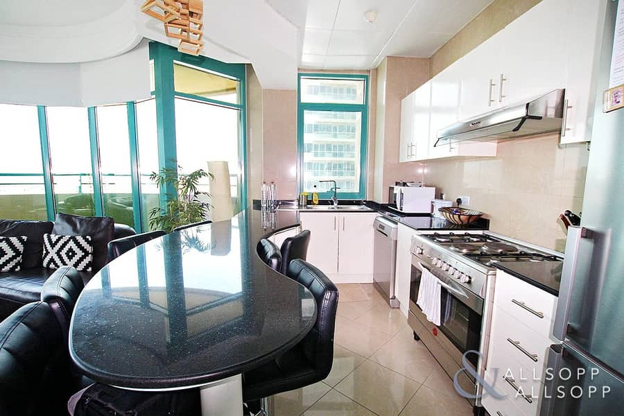 2 Sea Views | Upgraded Kitchen | VOT | 2 Bed
