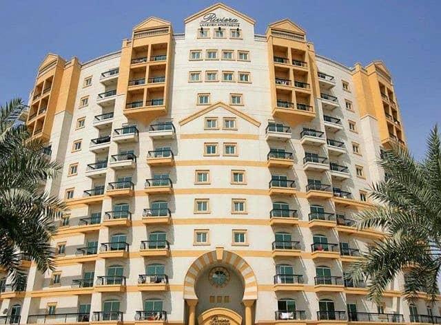 شقة في شقق ريفيرا ليك فيو منطقة مركز الأعمال المدينة العالمية 24000 درهم - 4210584