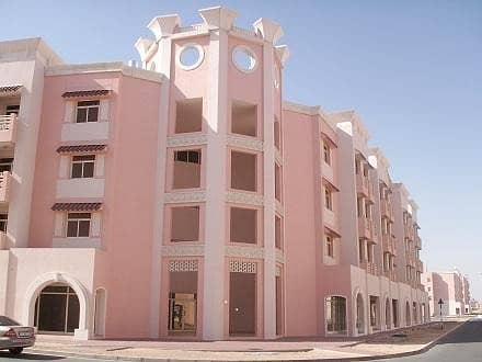 INTERNATIONAL CITY-CHINA CLUSTER-1BHK FOR RENT-32000/- 4 CHEQUES