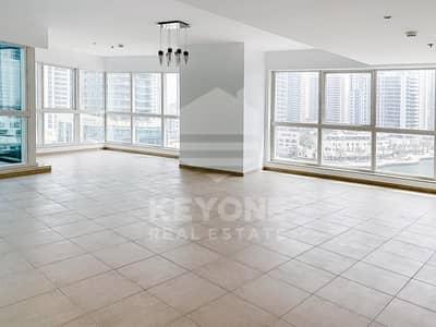 3 Bedroom Apartment for Rent in Dubai Marina, Dubai - Dusit Residences | Cheapest 3BR | 4 Cheques
