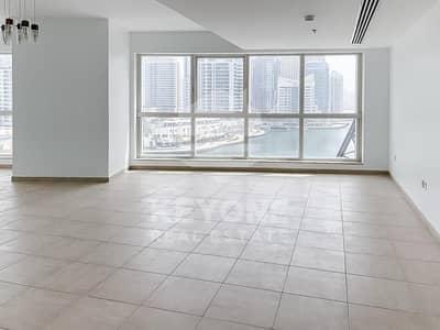 فلیٹ 3 غرفة نوم للايجار في دبي مارينا، دبي - Dusit Residences | Cheapest 3BR | 4 Cheques