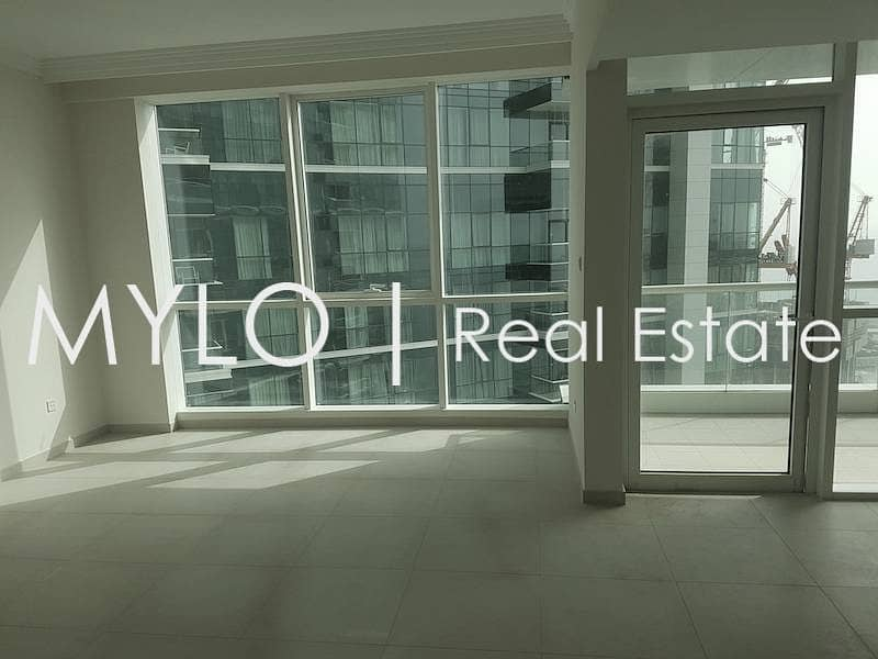 10 Brand New 3 Bed Sea View I Vacant in JBR