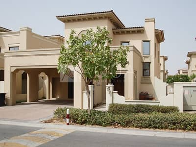 3 Bedroom Villa for Rent in Arabian Ranches 2, Dubai - Vacant | Back to Back | Well Maintained