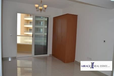 Studio for Rent in Dubai Production City (IMPZ), Dubai - Cheap Studio in Lakeside Tower A Just in 23000