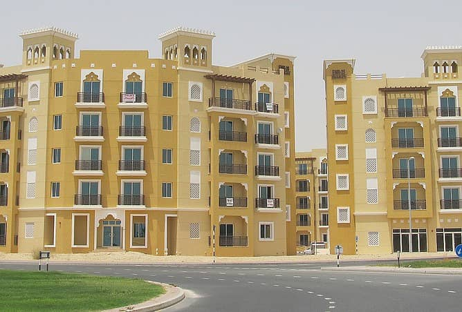 1 Emirates cluster International City